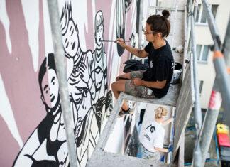 malowanie dekoracyjne ścian