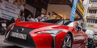 Lexus leasing
